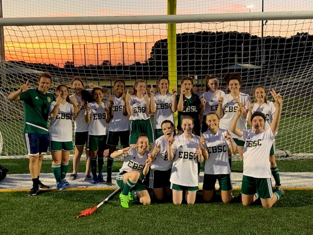 U15G - Breakers - Clinch the EDP Championship Central League