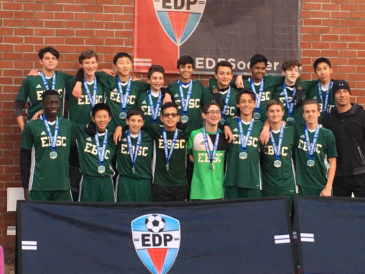 EBSC U16 Thunder Win EDP Winter Classic